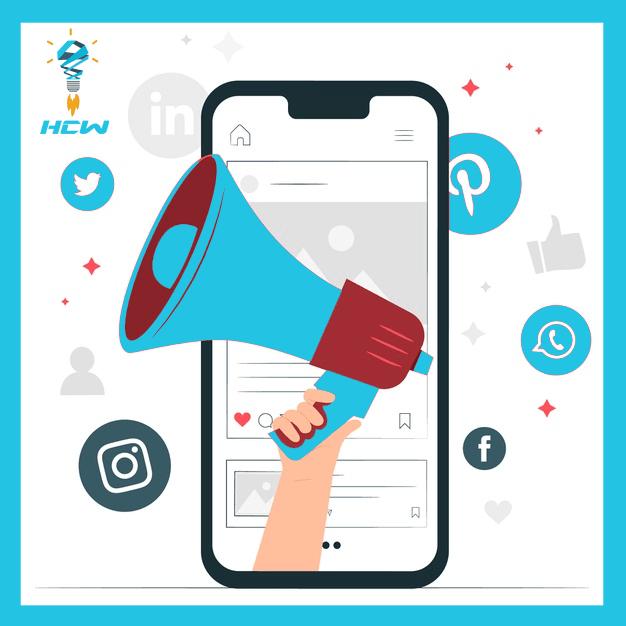 blog réseaux sociaux HCW